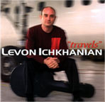 Album Travels by Levon Ichkhanian